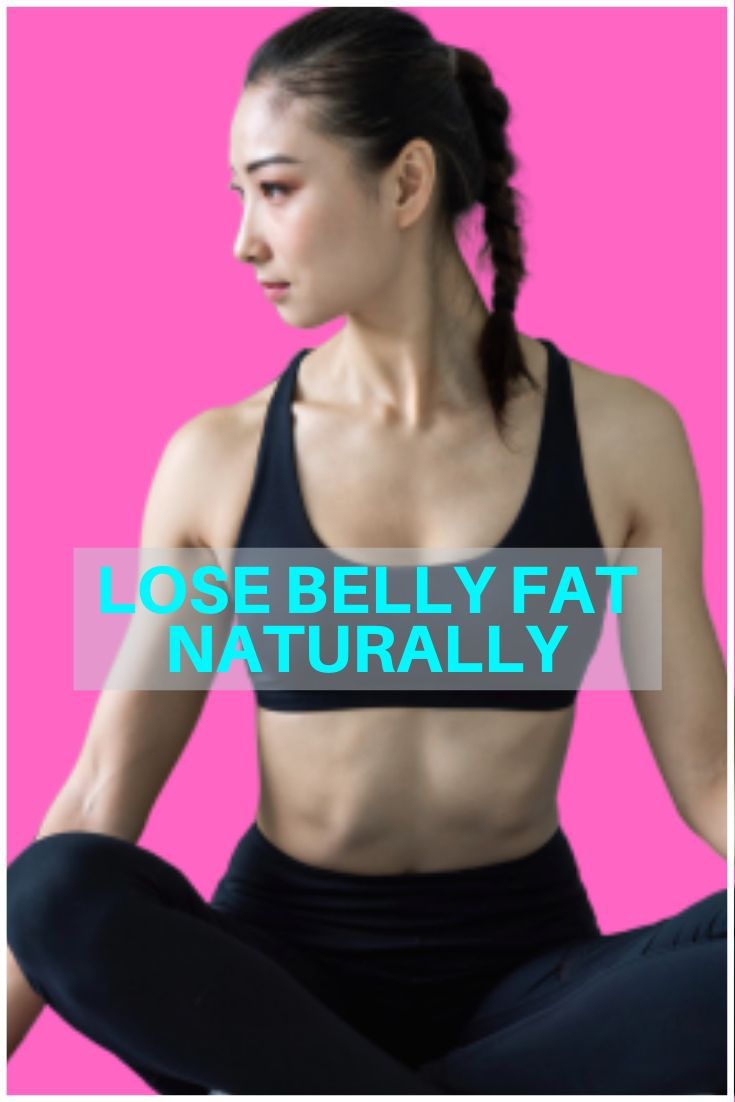 lose-belly-fat-naturally