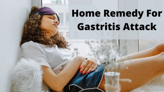 Home-Remedy-For-Gastritis-Attack