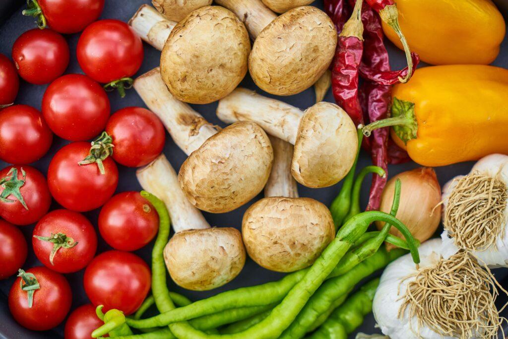 Allium-vegetables